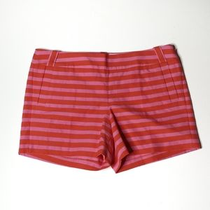 J. Crew Factory striped shorts Size 12 NWT